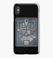 Cyberman Logo iPhone Case/Skin