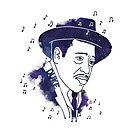 Duke Ellington by jankoba