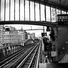 Paris Metro by Georgemstadler