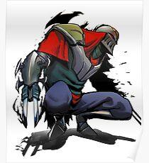 Ninja Zed Poster