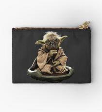 Yoda Pug Star Wars Tee Studio Pouch