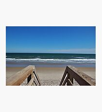 Topsail Beach Photographic Print
