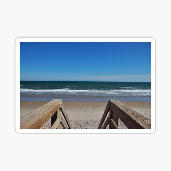 Topsail Beach Sticker