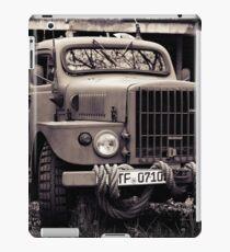 classic car, military car iPad Case/Skin