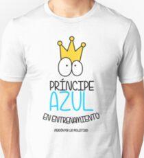 Prince Charming in Training (Spanish) Unisex T-Shirt