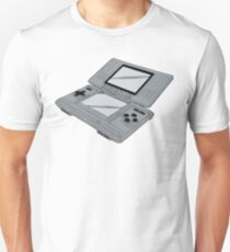 Video Game Inspired Console Nintendo DS T-Shirt