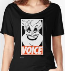 "Ursula ""VOICE""  Women's Relaxed Fit T-Shirt"