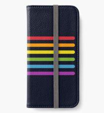 Vinilo o funda para iPhone Lightsaber Rainbow