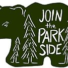 Join The Park Side Bear by craftyhag