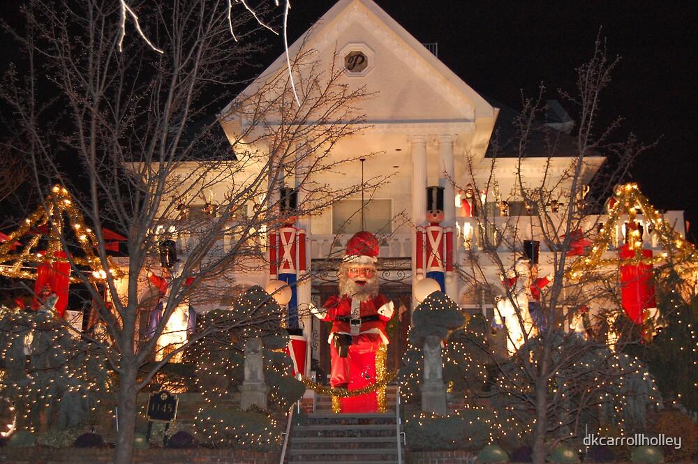 Christmas in Brooklyn by dkcarrollholley