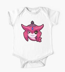 Legend of Zelda: Breath of the Wild - Chibi Sidon One Piece - Short Sleeve