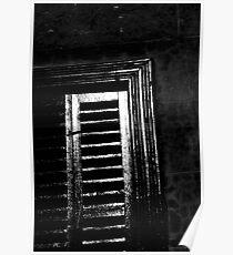 Palma shutters light 2 Poster