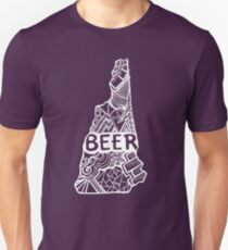 nh_beer_me Unisex T-Shirt