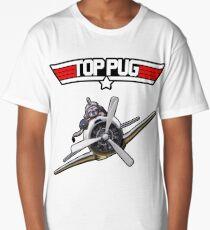 Top Pug  Long T-Shirt