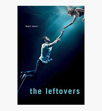 The Leftovers Photographic Print