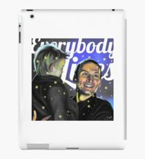 Everybody Lives iPad Case/Skin