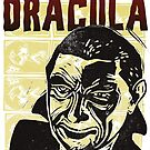 Bela Lugosi is Dracula by craftyhag