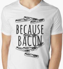 Because Bacon Om Nom Nom T-Shirt