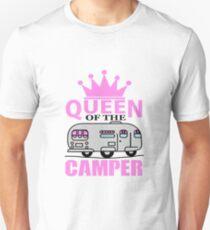 Queen Of The Camper T-Shirt