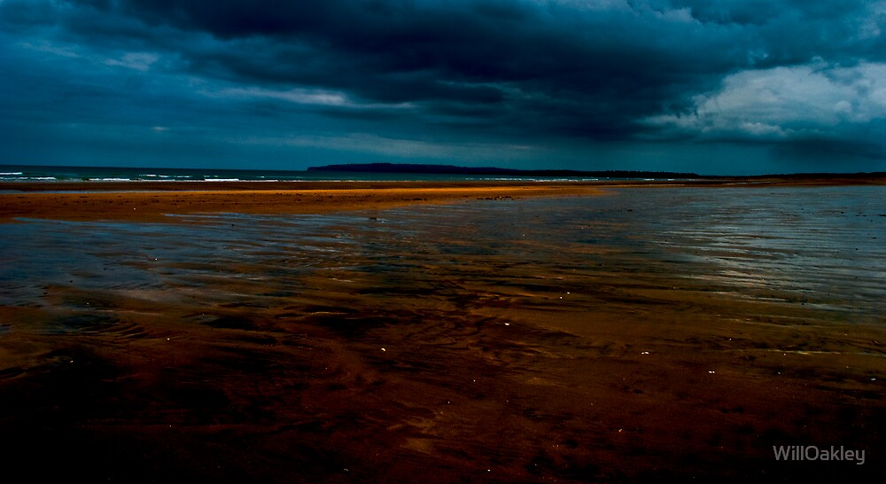 Camber Sands Storm by WillOakley