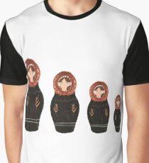 matryoshka Graphic T-Shirt