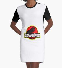 Arrakis Park! Graphic T-Shirt Dress