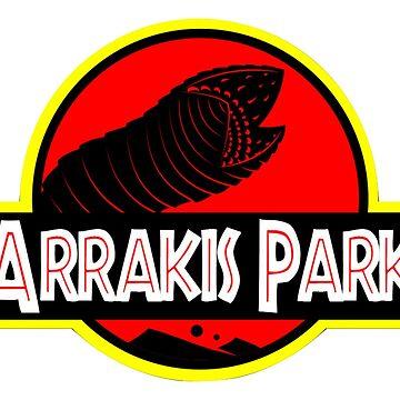 Arrakis Park! by polyart