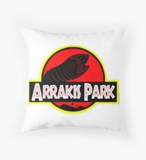 Arrakis Park! Throw Pillow