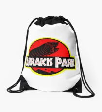 Arrakis Park! Drawstring Bag