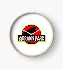 Arrakis Park! Clock