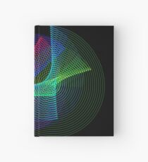 Light Painting color 4 Hardcover Journal