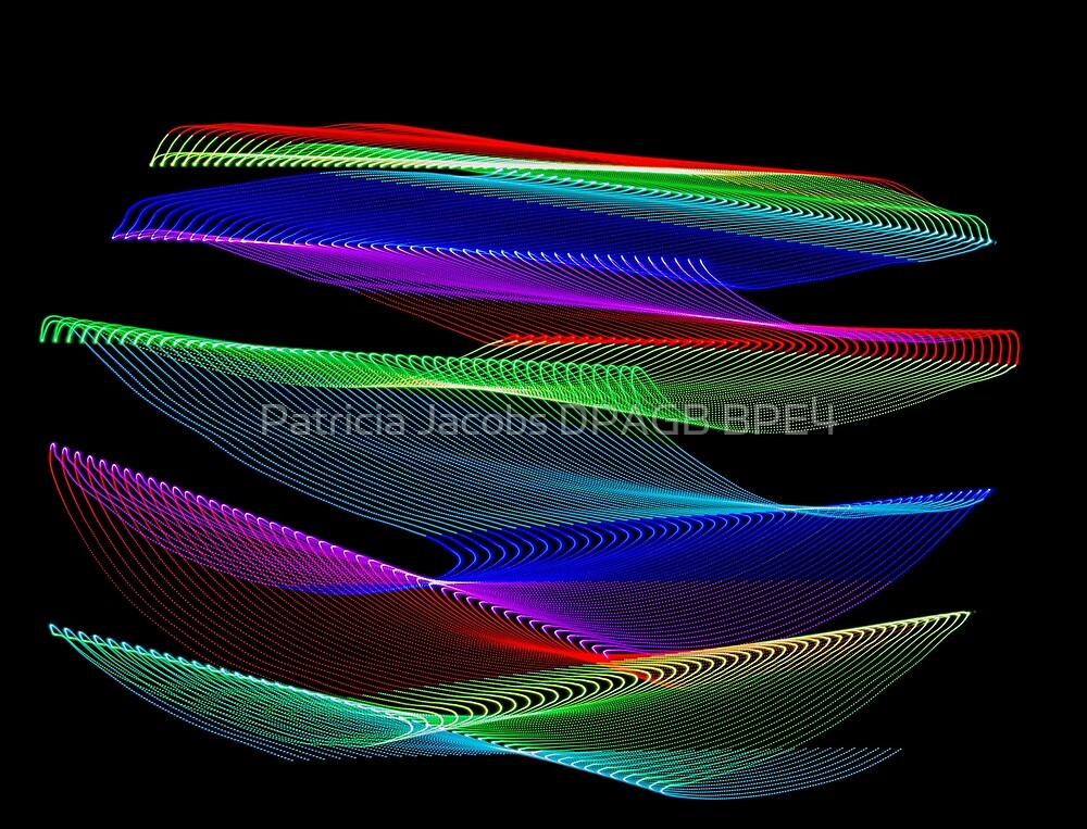 Light Painting Colour 5 by Patricia Jacobs DPAGB BPE4