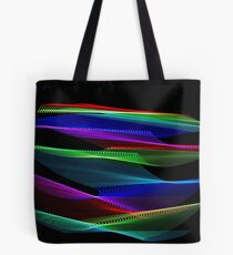 Light Painting Colour 5 Tote Bag