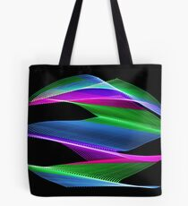 Light Painting Color 6 Tote Bag