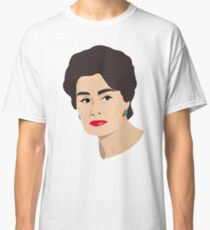 Jessica Lange as Joan Crawford Classic T-Shirt