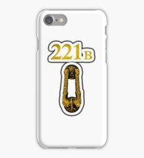 221B BakerStreet iPhone Case/Skin