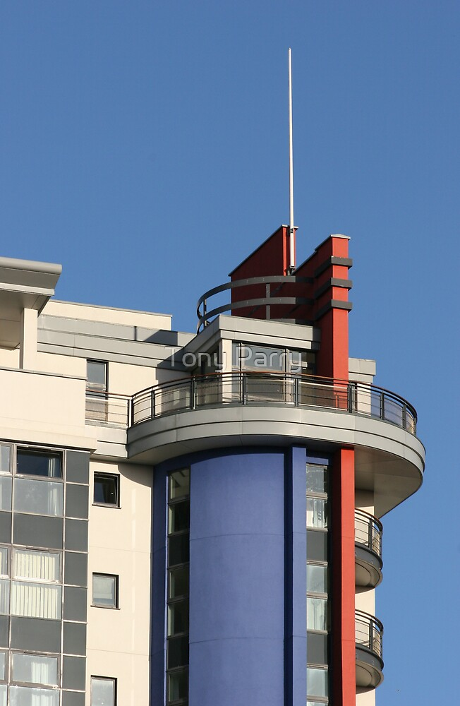 CARDIFF PENTHOUSE by Tony Parry