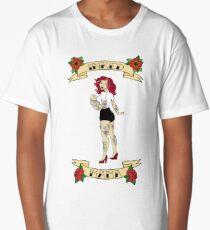 Tattooed Mama Long T-Shirt