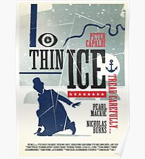 Doctor Who: Thin Ice Poster