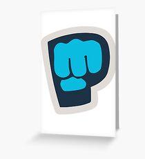 Bro Fist! Greeting Card
