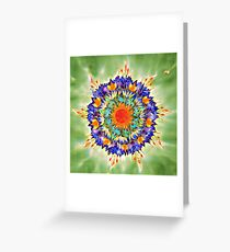 The Creative Power of Turqueline Greeting Card