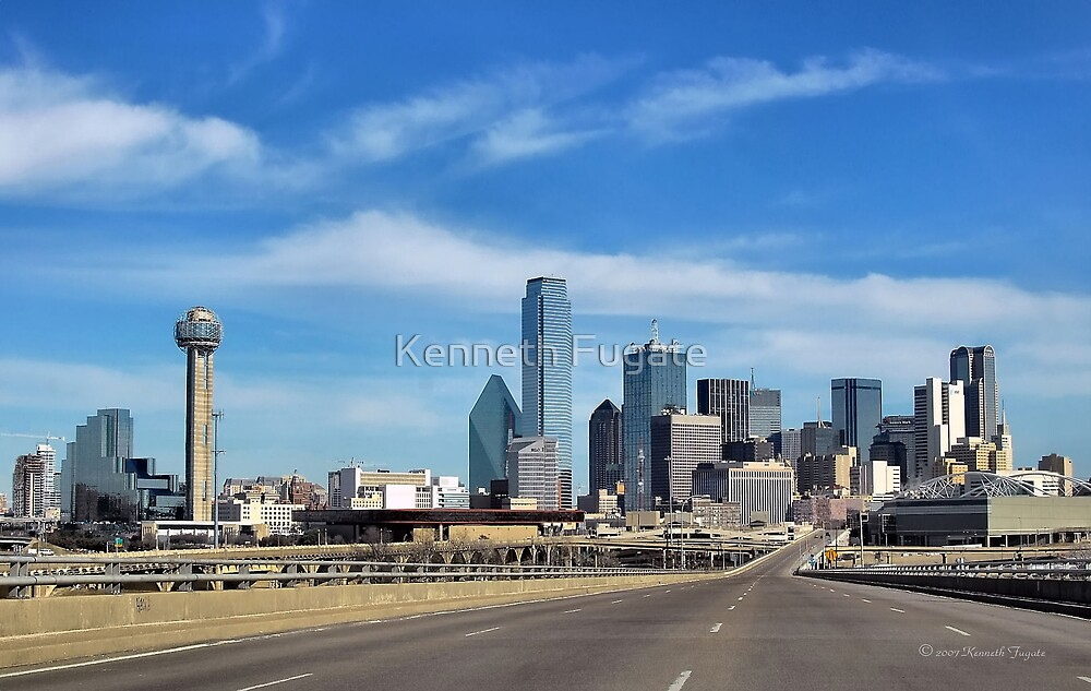 Next Stop Dallas by Kenneth Fugate