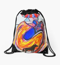 Family Drawstring Bag