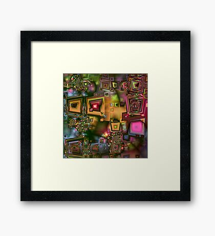 Rogues Gallery 14 Framed Print