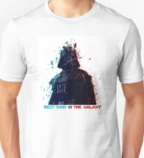 Star Wars Fathers Day - Darth Vader Unisex T-Shirt