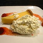 Lemon Pie with Whipped Cream by BlueMoonRose