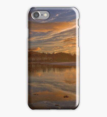 Arnside Sunset iPhone Case/Skin