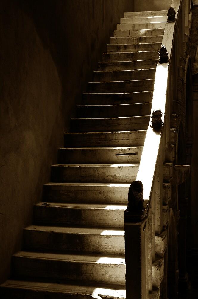 Venetian Stairway by ragman