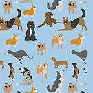 Dog Breeds by ncdoggGraphics