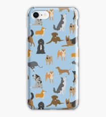 Dog Breeds iPhone Case/Skin